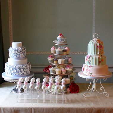 The Little Cake Parlour a Glasgow Southside bakery specialising in